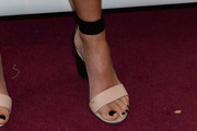Christy Turlington Burns Strappy Sandals