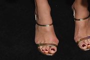Malin Akerman Strappy Sandals
