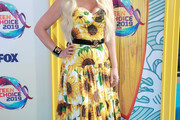 Tori Spelling Sundress