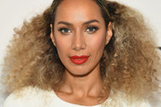 Leona Lewis Half Up Half Down