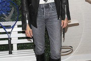 Diane Kruger High-Waisted Jeans