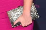 Lauren Alaina Metallic Clutch
