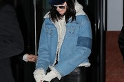 Kendall Jenner Denim Jacket