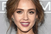 Jessica Alba Loose Braid
