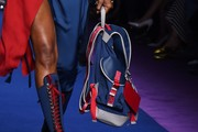 Naomi Campbell Designer Backpack