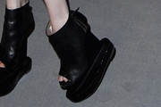 Coco Rocha Wedge Boots
